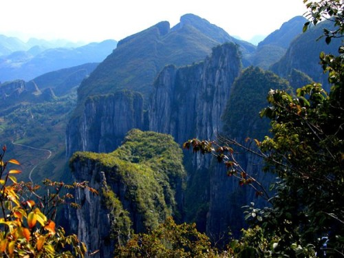 Enshi China  city pictures gallery : Top 10 attractions in Hubei,China China.org.cn