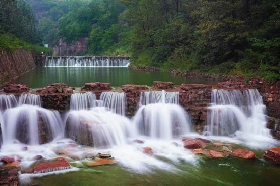 Longtan Valley, one of the 'Top 10 attractions in Henan,China' by China.org.cn.
