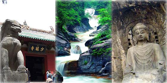 Top 10 attractions in Henan