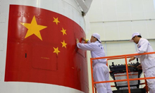What does China's Shenzhou 9 spacecraft mean to you?