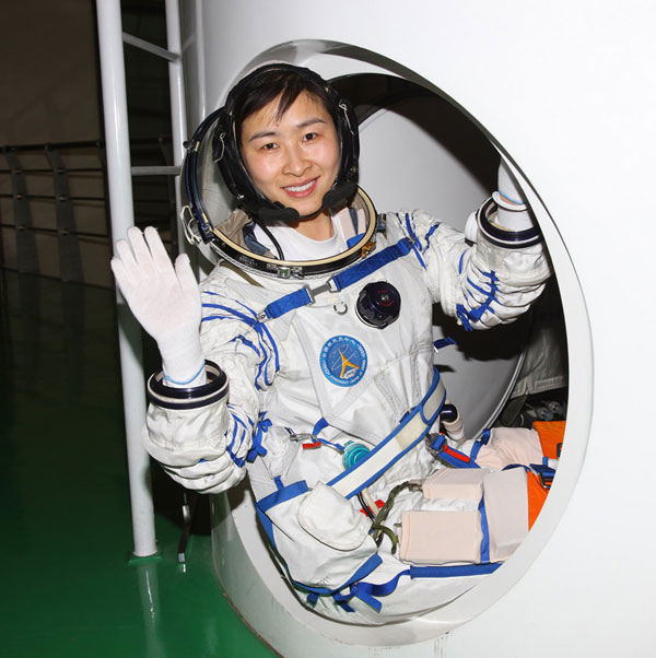girl astronaut-#7