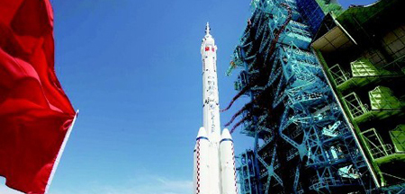 Shenzhou 9 ready for launch