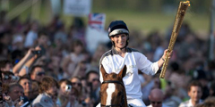 Queen's granddaughter goes Olympic