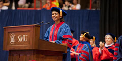 SMU Commencement speech by Condoleezza Rice