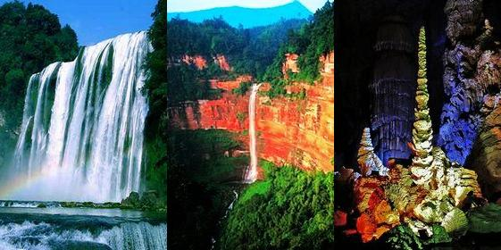 Top 10 attractions in Guizhou, China