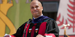 Cory Booker's Stanford commencement speech