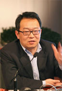 Zhang Jun, professor of the School of Economics, Fudan University. [File photo]