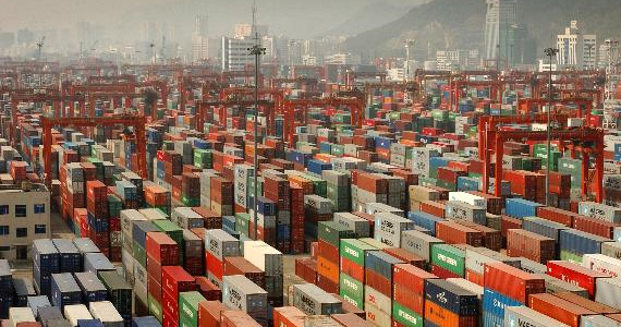 China's gross domestic product expanded 7.6 percent from a year earlier in the second quarter, falling below 8 percent for the first time in three years.