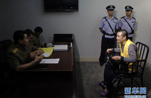lao police interrogate suspect of mekong river murder chinaorgcn