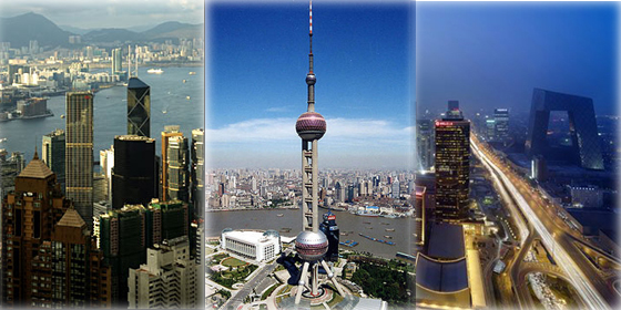 Top 10 most competitive cities in China 2012