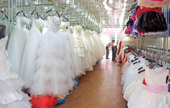 Wedding dress firms unveil top figures - China.org.cn