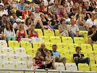 Olympic organizers vow to fill empty seats