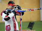 Wang Tao ranks 4th in men's 10m air rifle