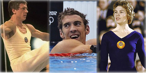 Top 11 medal-winning Olympic athletes