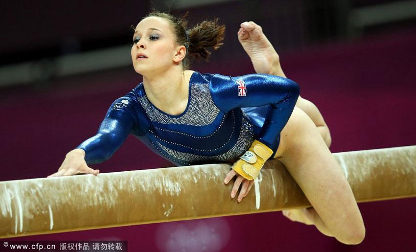 Day 6 Gymnastics Women S Individual All Around China Org Cn