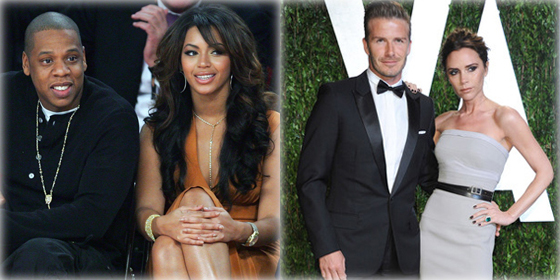 Top 5 celeb power couples of 2012