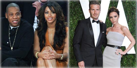 Top 5 celeb power couples of 2012
