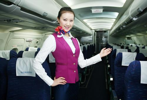 全球十大美丽空姐航空公司图片