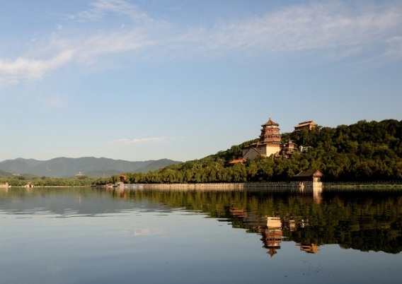 Situated in the northwest suburbs of Beijing, the Summer Palace is one of the four most famous gardens in China.