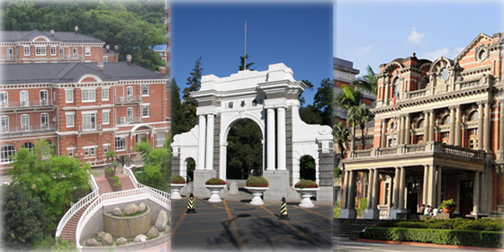 Top 15 Chinese universities by academic performance