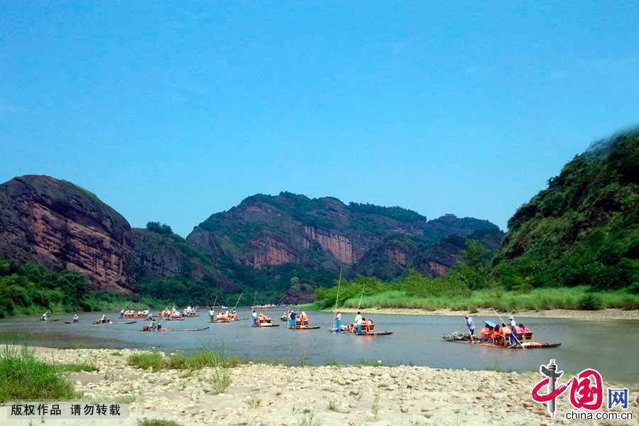 Sacred Dragon and Tiger Mountain in China's Jiangxi - China.org.cn