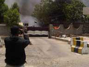 Attack on Yemeni intelligence HQ kills at least 20