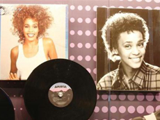 Exhibition pay tribute to Whitney Houston