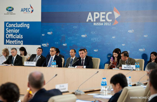 APEC remains an American project