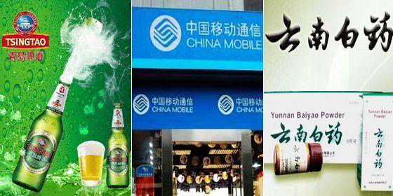 Top 10 Chinese brands you must know