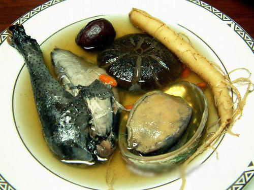 Food for traditional chinese solar term 39 white dew for Ancient chinese cuisine