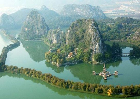Top 10 Attractions In Guangdong China