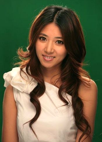 Yan Fengjiao, one of the 'Top 20 glamorous 'If You Are the One' girls' by China.org.cn.