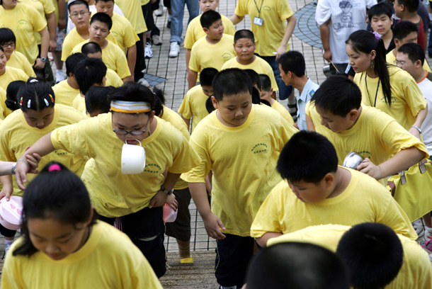 Obesity Is A Growing Concern In China China Org Cn