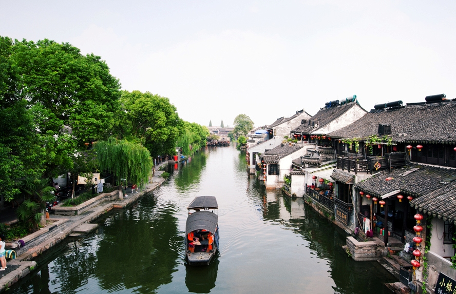 Xitang Ancient Town China  City pictures : Scenery of Xitang Ancient Town, China's Zhejiang China.org.cn