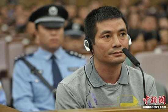 The prime suspect in the murder of 13 Chinese sailors on the Mekong River last year, Naw Kham, denied plotting the attack on Thursday.
