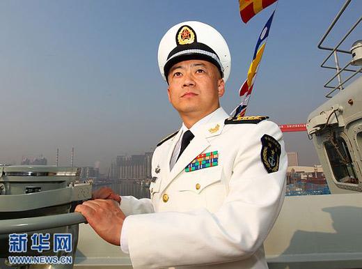 航母舰长_辽宁号航母舰长为张峥大校 曾在国外深造 Zhang Zheng named captain of ...