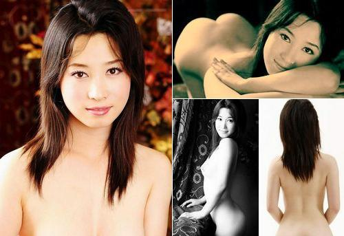 Chen Lijia, one of the 'Top 10 nude models in China' by China.org.cn.