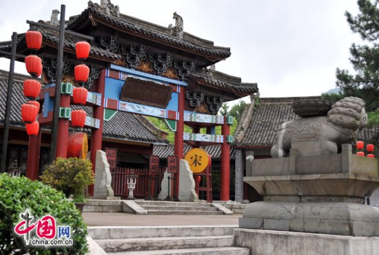 how to get to hengdian studios from guangzhou