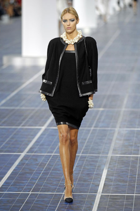 Paris Fashion Week Chanel