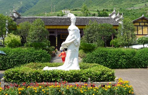 Former residence of Wang Zhaojun
