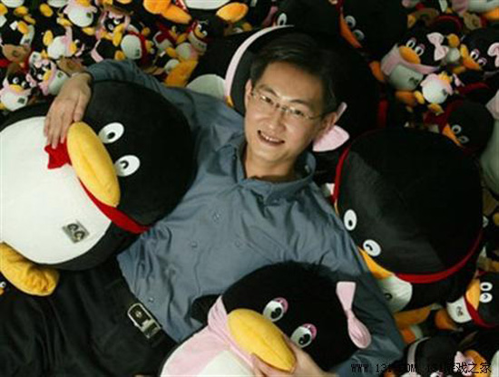 Tencent,one of the 'Top 50 innovative companies of 2012'by China.org.cn.