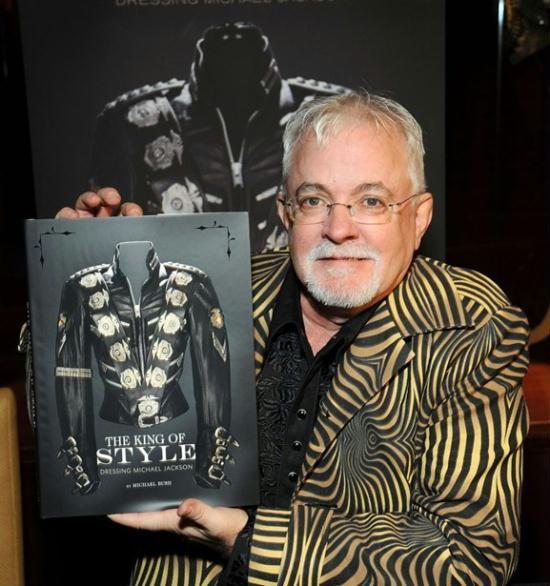 Michael Jackson estilista diz tudo em novo livro
