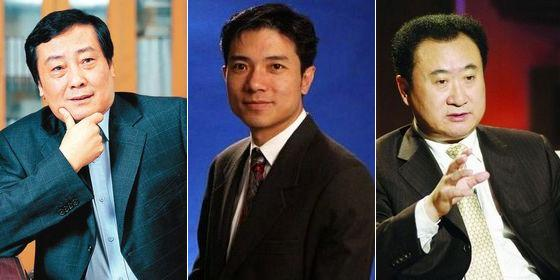 Top 10 richest Chinese people 2012