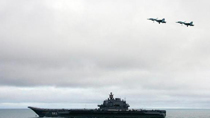 Aircraft carriers in service around the world