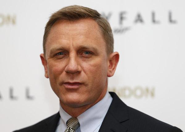 newest james bond actor