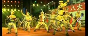 全军和武警部队多种形式喜迎十八大 Military celebrates upcoming Party congress