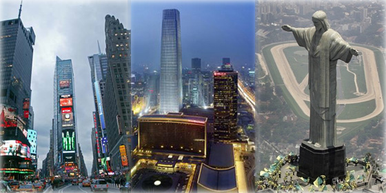Top 10 investment destinations in the world 2012