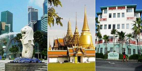 Top 15 expat destinations 2012