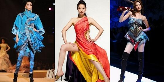 Top 10 Chinese models throughout history