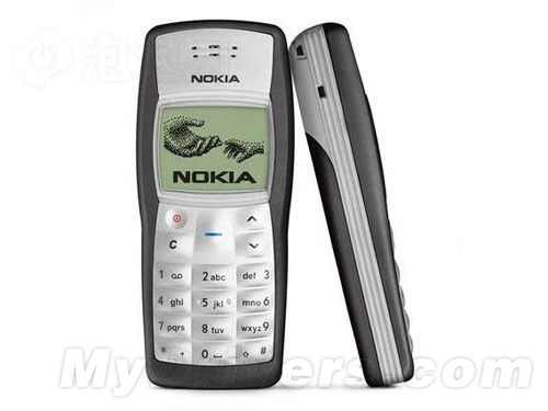 Top 10 best-selling mobile phones of all time - Nokia 1100